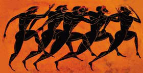 The Ancient Olympic Games | Athens Environmental Foundation